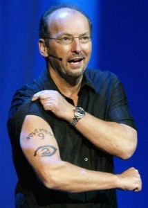 Halo 2 Tattoo