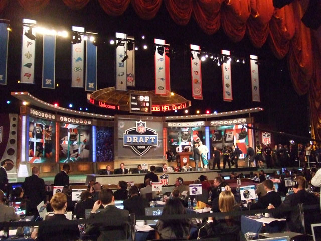 The 2012 Video Game Draft