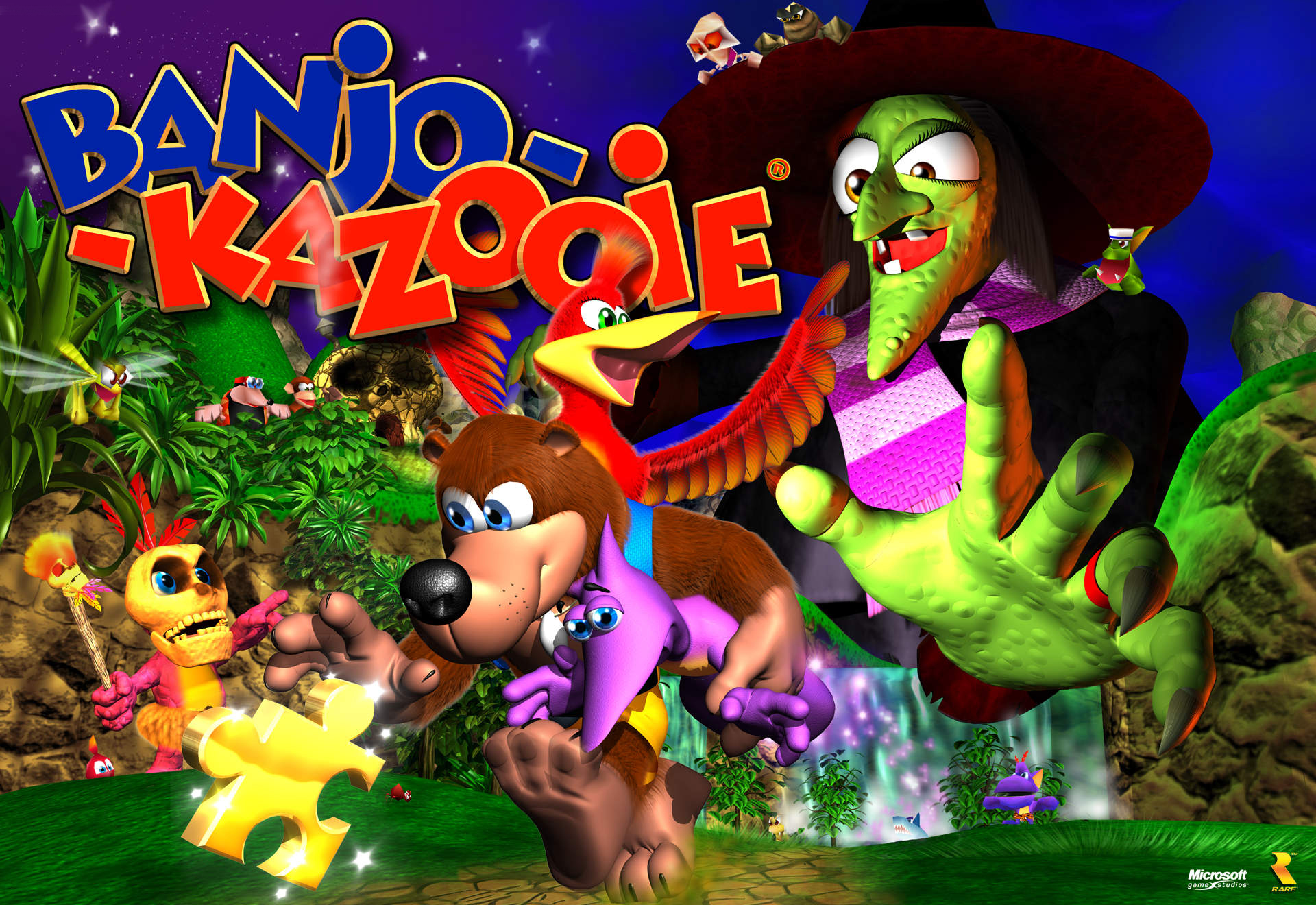 The Best Games of the Late '90s