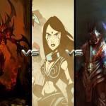 Loot Fest Showdown: Diablo 3 vs. Path of Exile vs. Torchlight 2