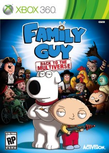 Family Guy: Back to the Multiverse [iMARS]