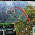 how to make a civ 5 character ladig creen map