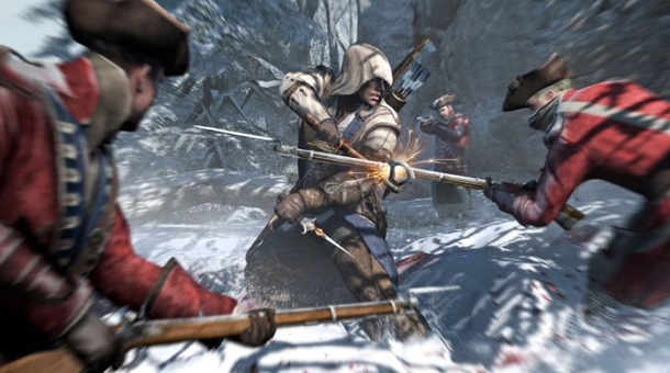Assassin's Creed 3  Breaks Records