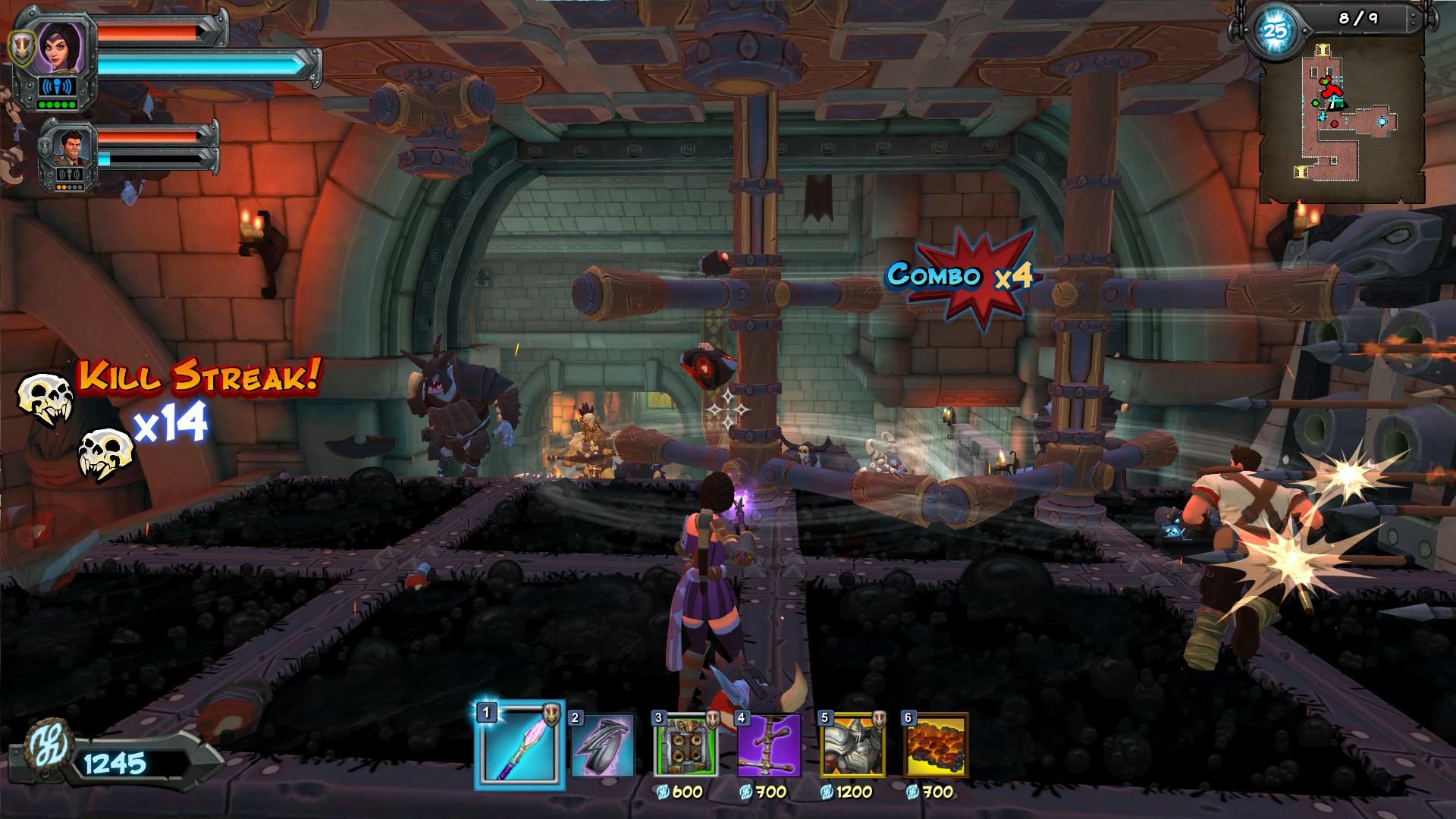 how to get more skulls orcs must die 2
