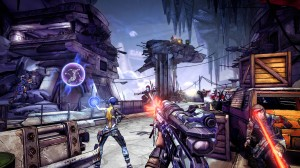 borderlands 2 weapon