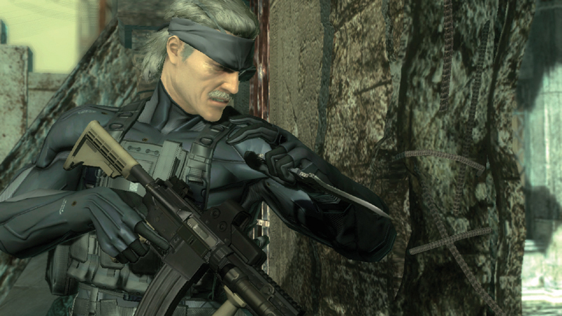 The Complete Metal Gear Solid 4 Trophy List
