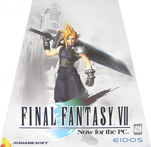 Final Fantasy Vii Pc 2012 Review