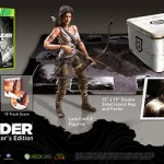 First Peek at Tomb Raider: Survival and Collectors Edition