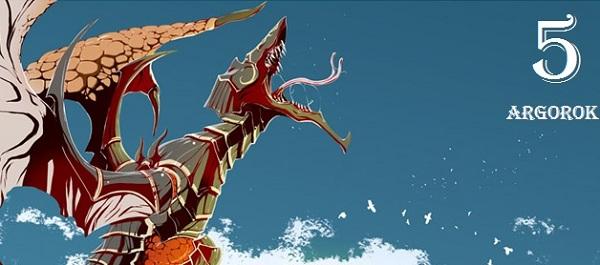 The Twilit Dragon