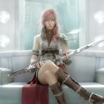 There's A Good Chance Lightning's On Her Own in Lightning Returns: Final Fantasy XIII