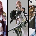 Lightning Has A New Look For Final Fantasy XIII-3