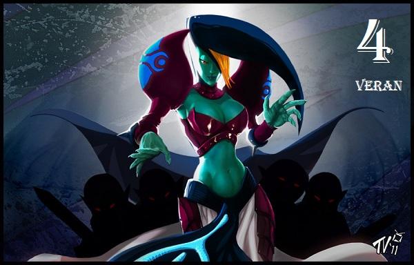 Sorceress of Shadows