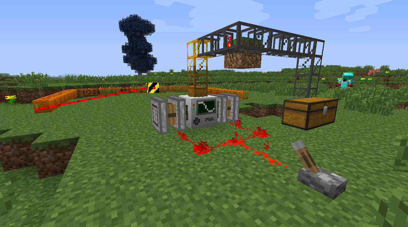 The Best Minecraft Experience Thanks To Technic Custom