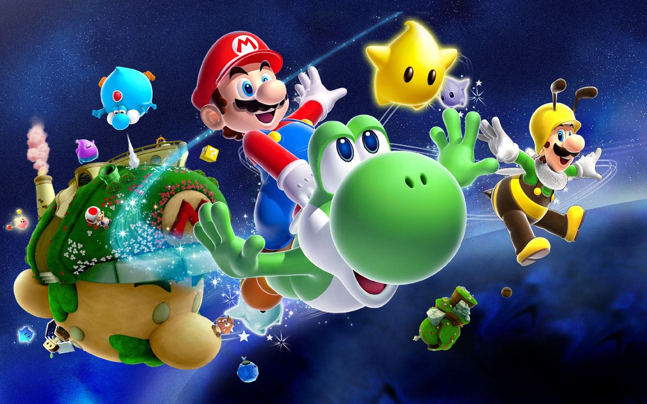 Price Drop for Nintendo's Super Mario Galaxy 2, Wii Sports Resort and New Super Mario Bros. Wii