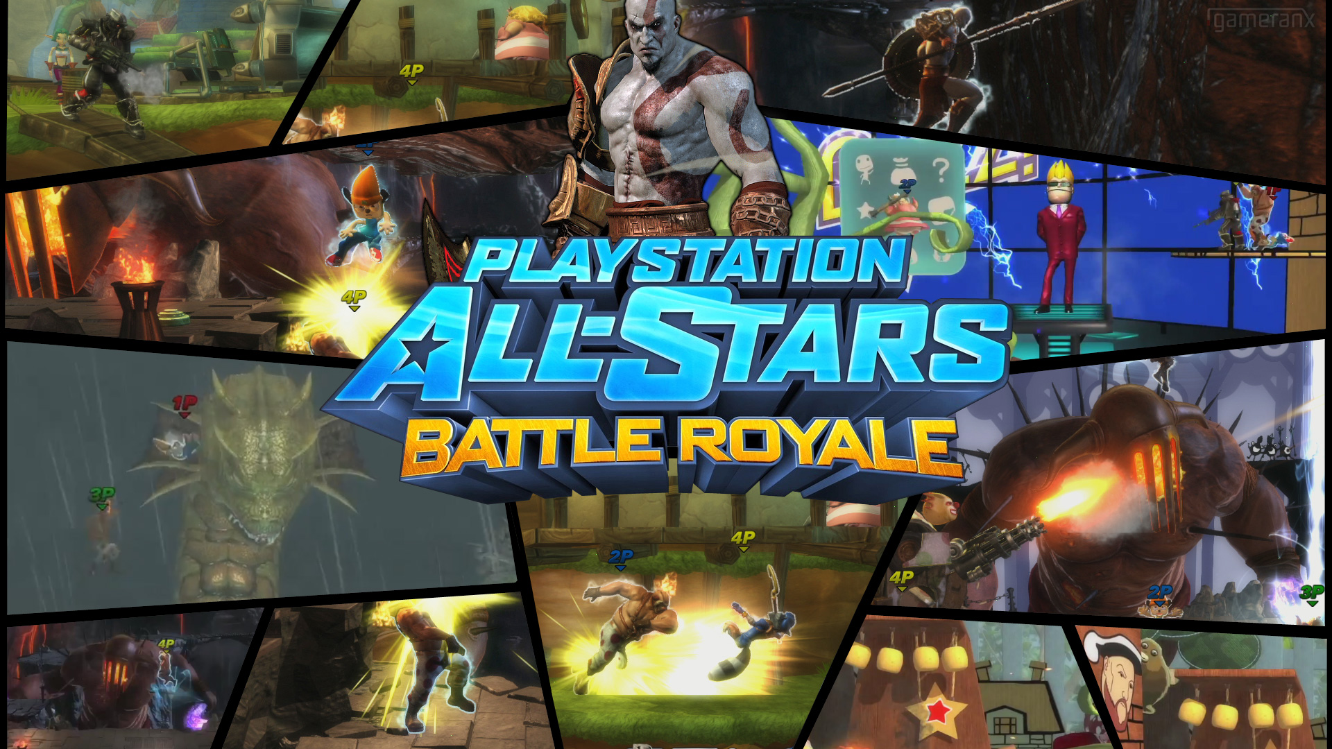 PlayStation All Stars: Battle Royale Review: Don't Call it A Smash Bros. Clone