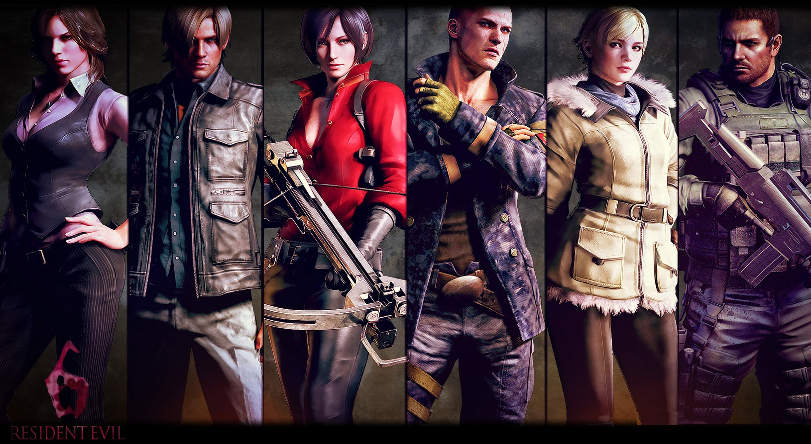 Resident Evil 6: There's Nothing Wrong With Resident Evil