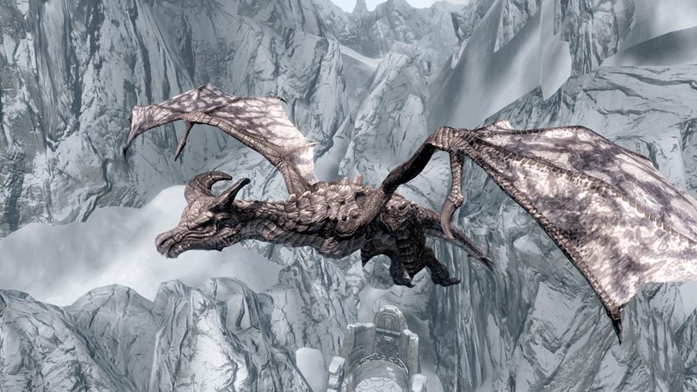 Skyrim Dragon: The Skyrim Endgame Most Players Won't Experience