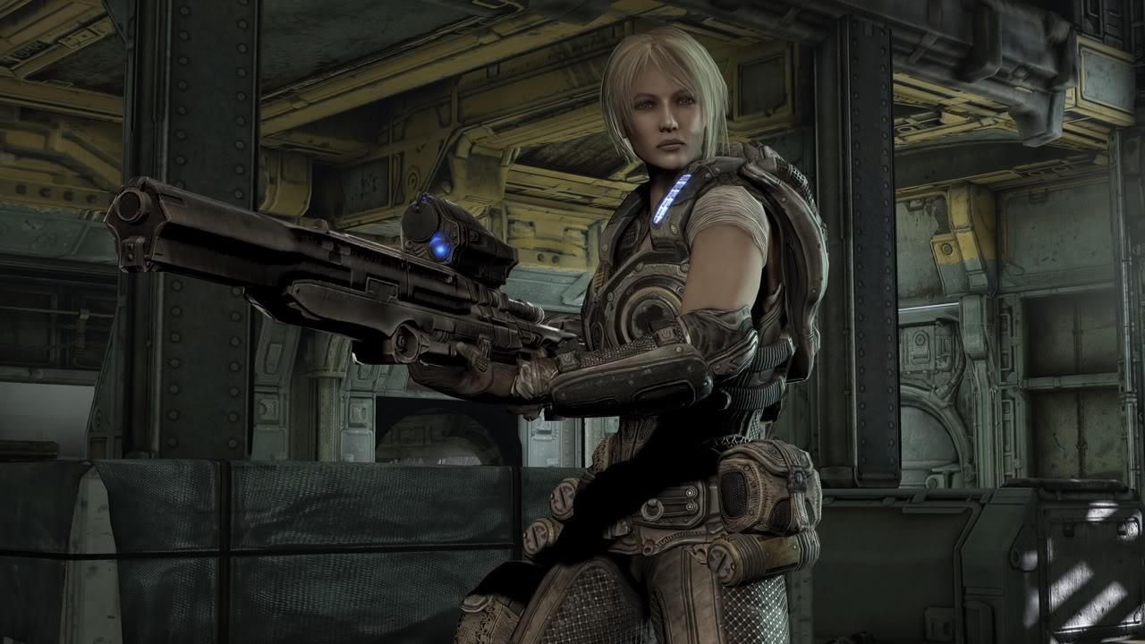 Gears Of War Anya Nude 29