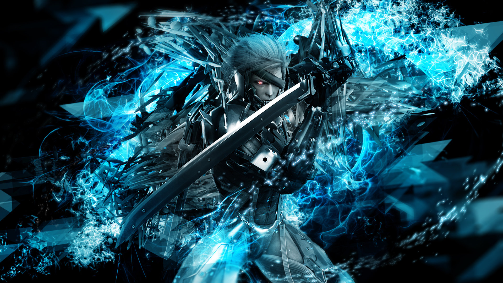 the 10 most amazing metal gear rising hd wallpapers