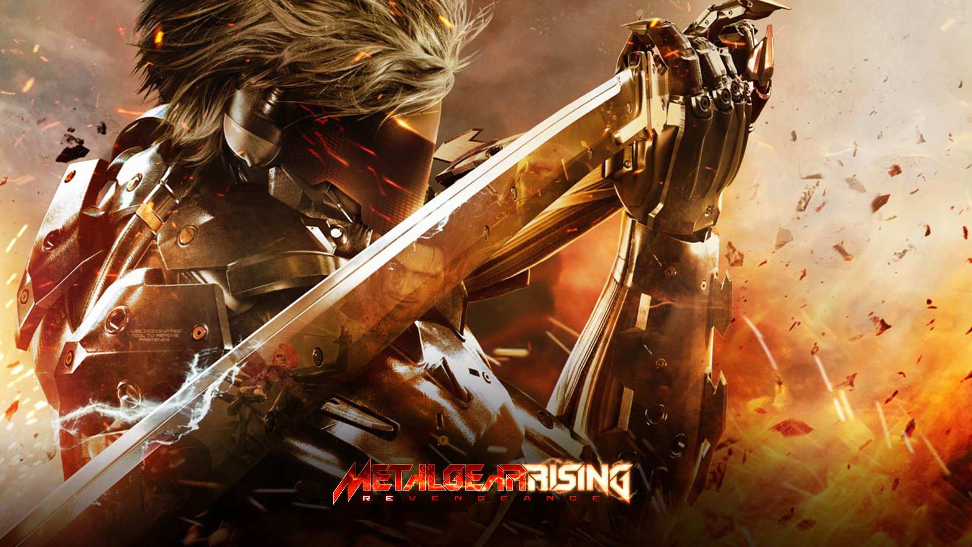 42 Hd Raiden Wallpaper On Wallpapersafari: The 10 Most Amazing Metal Gear Rising HD Wallpapers