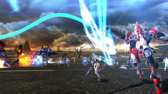 Scarlet Blade's PvP
