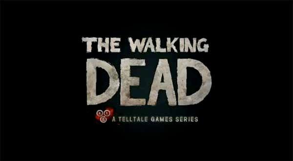 Walking Dead Title