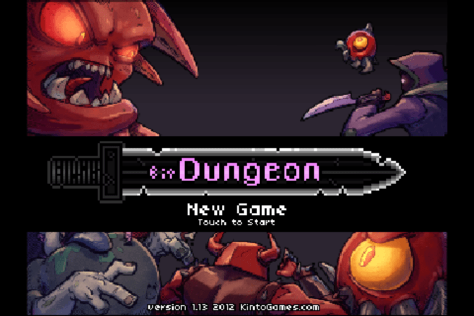 Bit Dungeon iOS Review