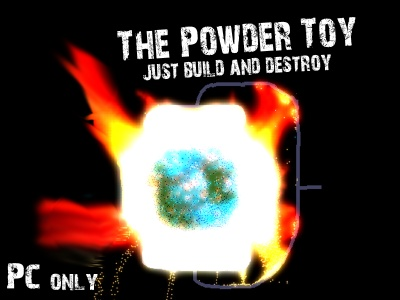 how to play the powder toy