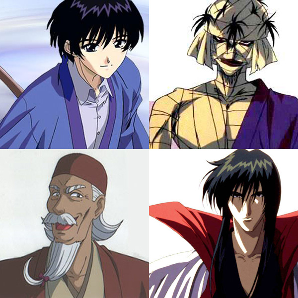 Some characters to look forward to in a Rurouni Kenshin live action sequel