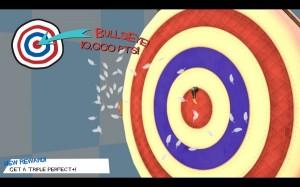 Runner 2 Bullseye.