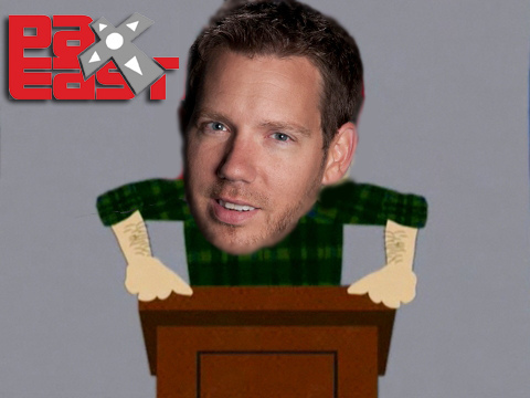 Storytime with Cliff Bleszinski Serves as PAX East's Keynote