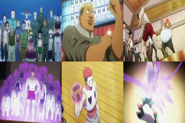 Hunter X Hunter 2011 Episode 69 - Screenshots