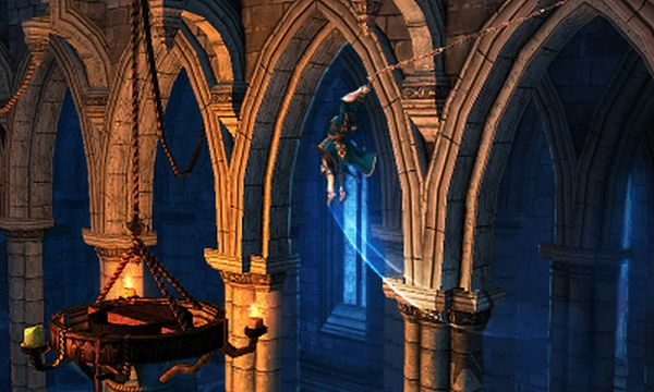 Castlevania without platforming is like Mario being without his hat.