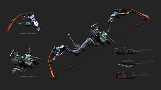 Crysis 3 bow