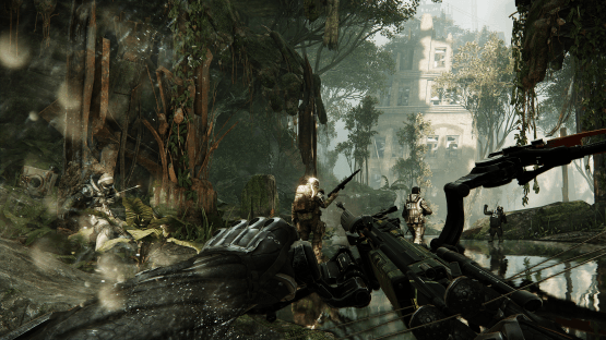 Crysis 3 urban jungle