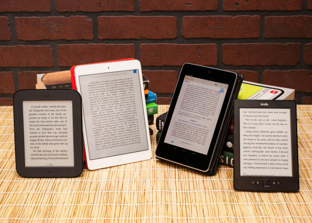 Tablet vs E-reader vs Book: Which Is Best For Me?