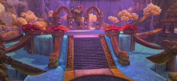 Raiding in mists of pandaria inclusion versus exclusivity for Terrace of endless spring