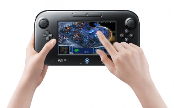 starcraft 2 on the wii u
