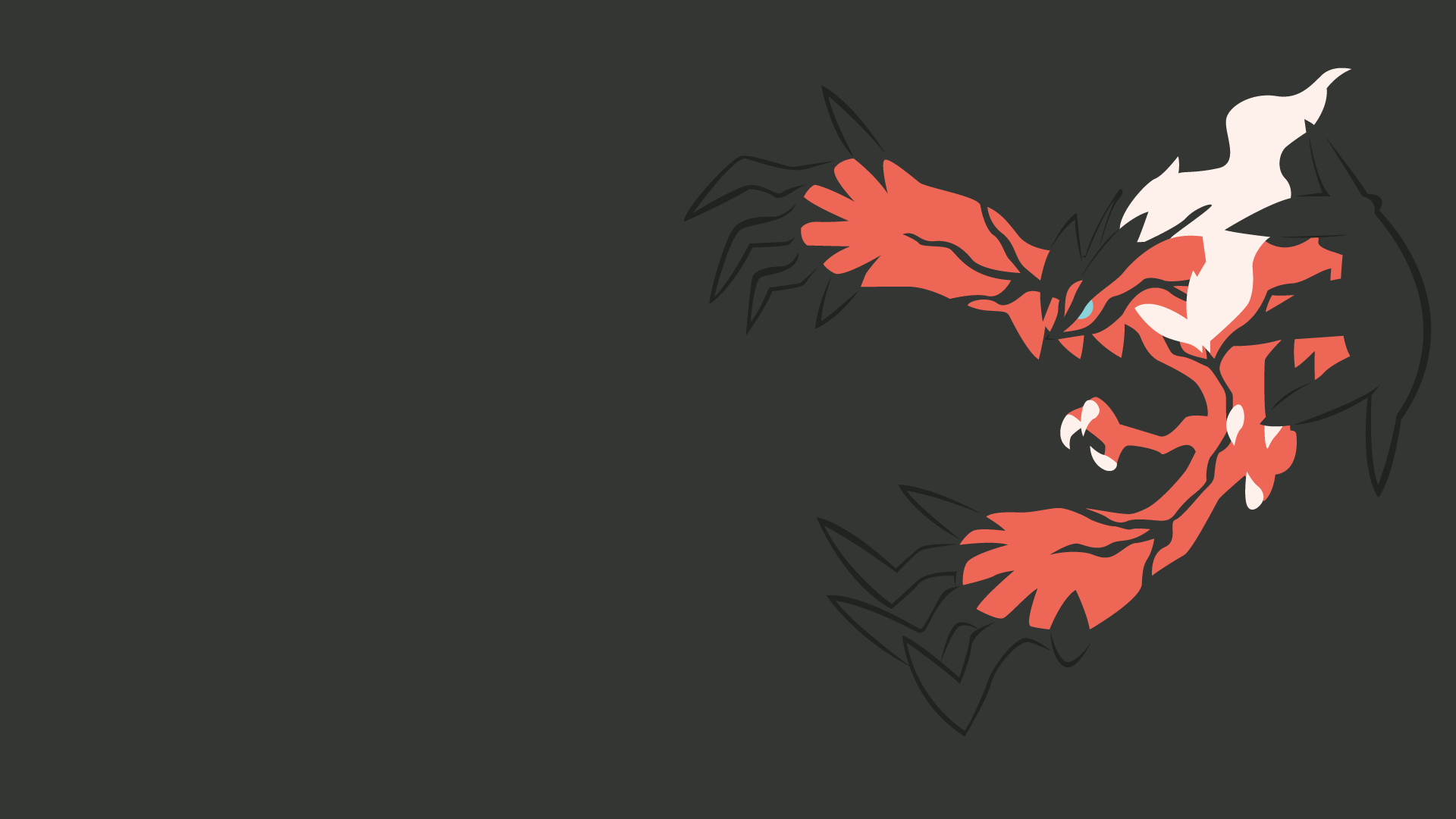 10 amazing pokemon x and y wallpapers yveltal voltagebd Gallery