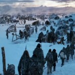 Game of Thrones Season 3 Wildling Camp