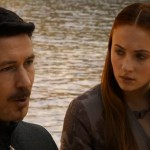 Game of Thrones Season 3 Littlefinger and Sansa Stark