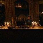 Game of Thrones Season 3 Awkward Dinner