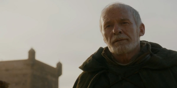 Barristan Selmy pledges loyalty to the Targaryens
