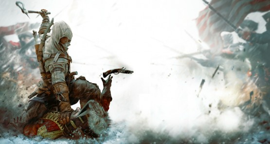 Assassins' Creed 3 Connor in war