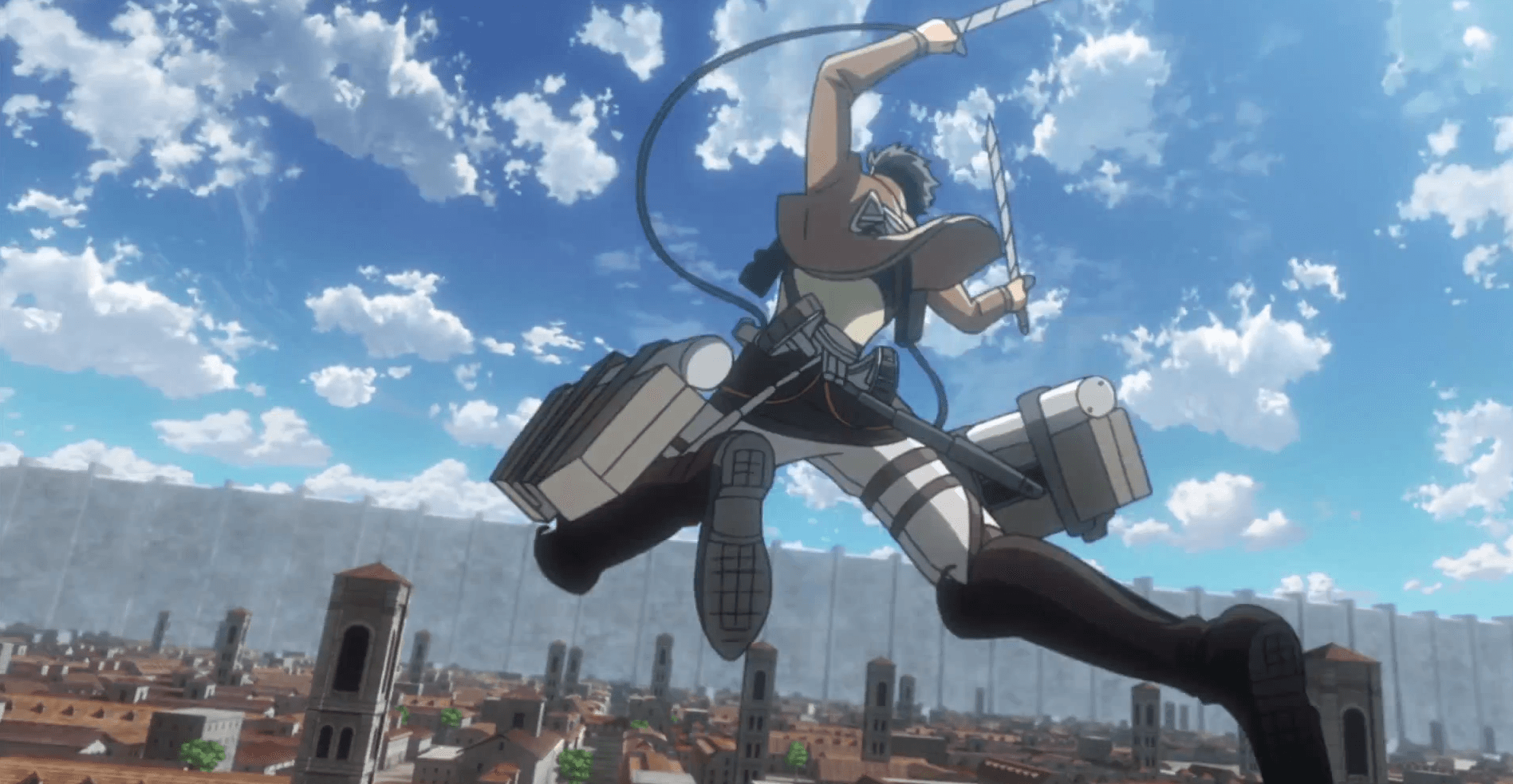 Attack On Titan Episode 1 First Impressions