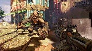 I had no idea that Bioshock Infinite was going to be a science fiction story when I first booted the game up.