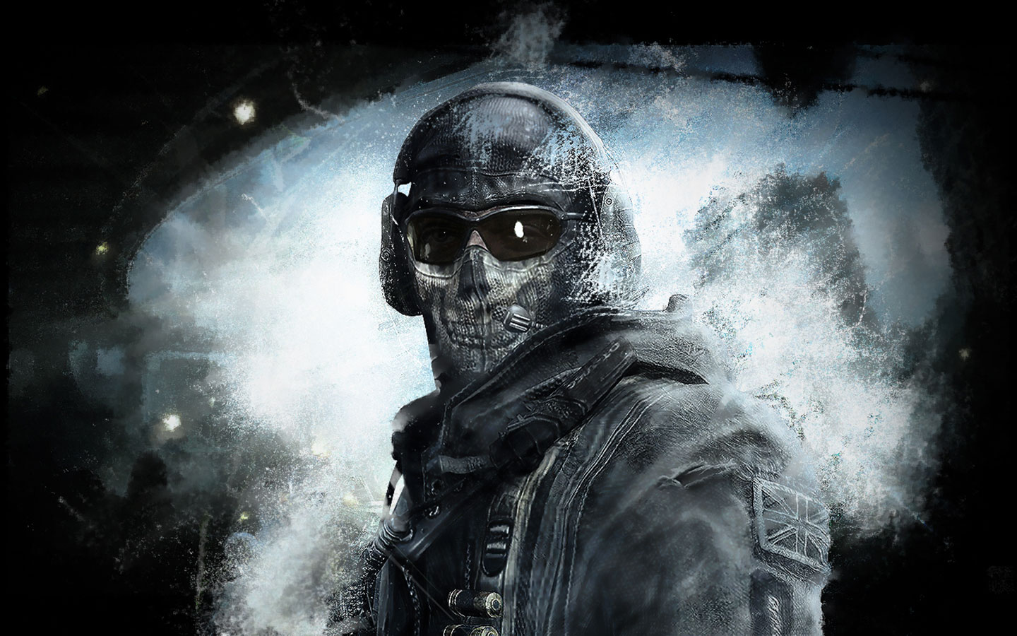 Call-Of-Duty-Modern-Warfare-2-Ghost-Widescreen-Wallpaper