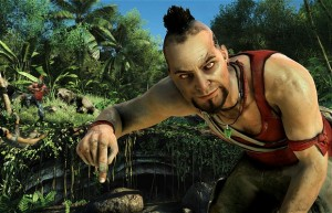 Vaas is happy.