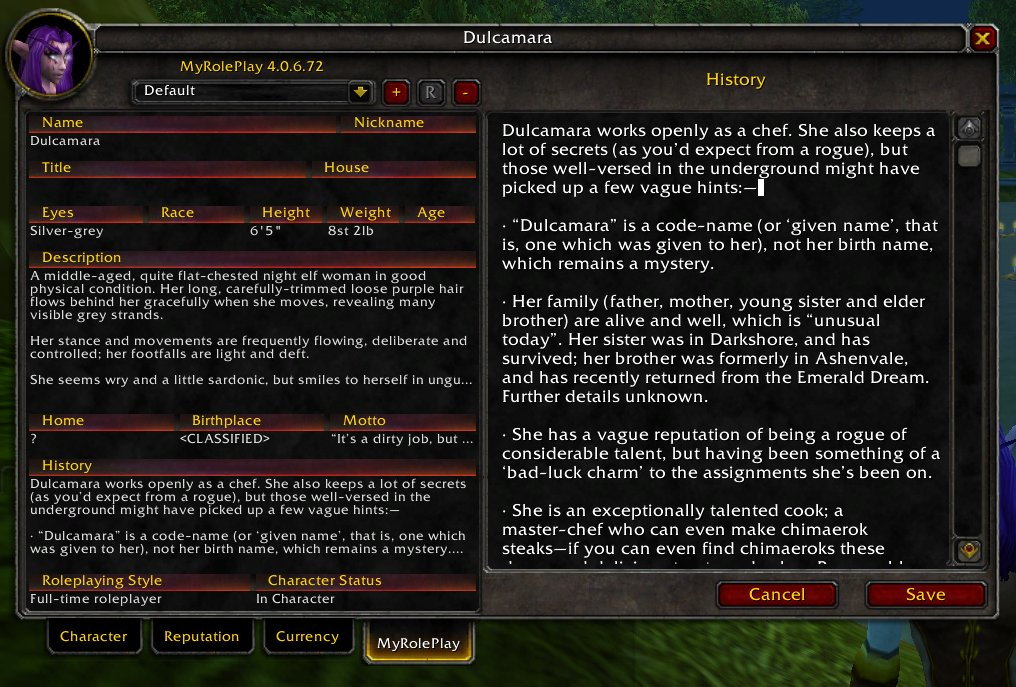 Roleplaying A Hidden Culture In World Of Warcraft