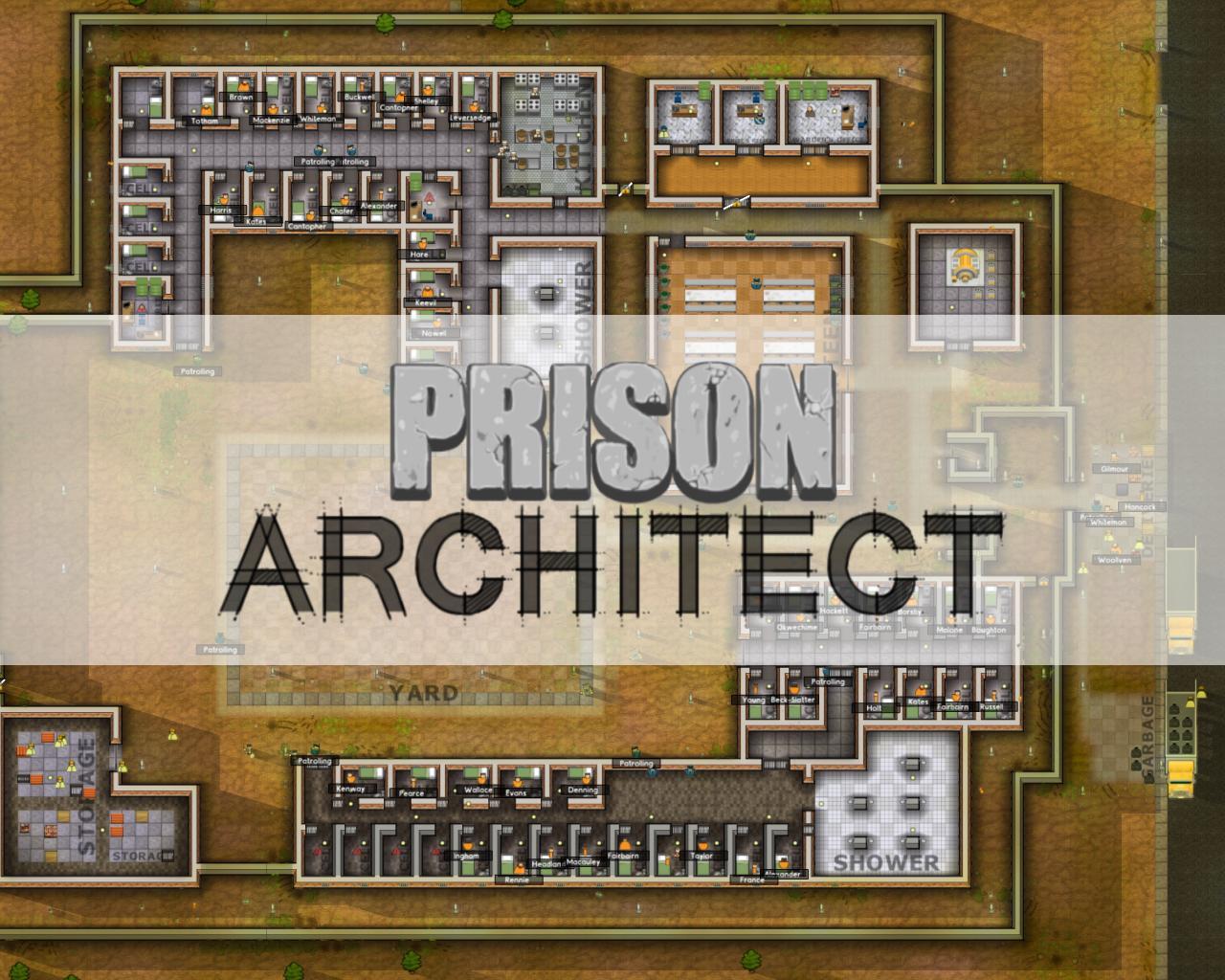 Prison Architect Alpha 8